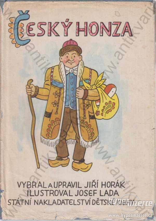 Český Honza Jiří Horák