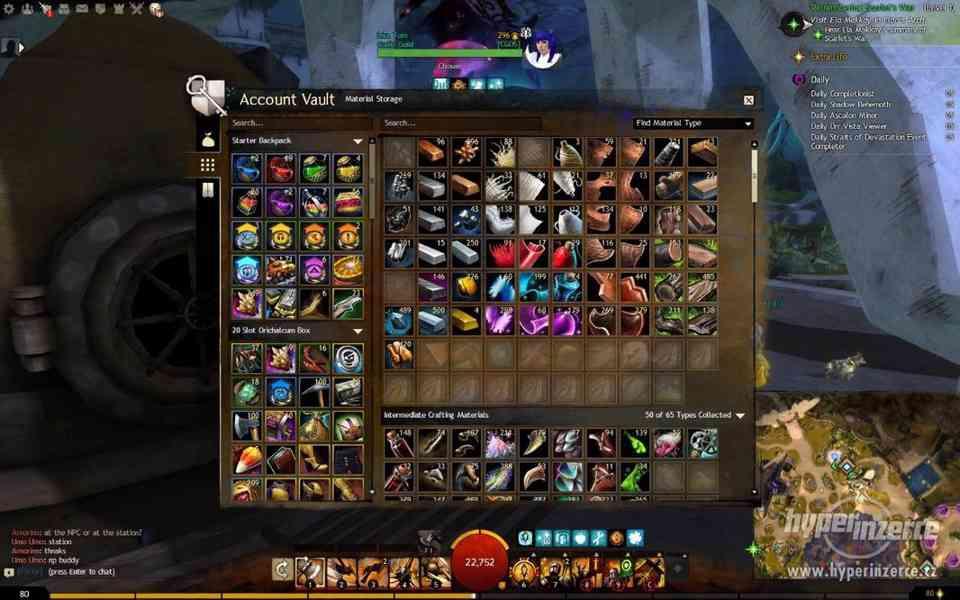 Prodám učet guild wars 2 - foto 8