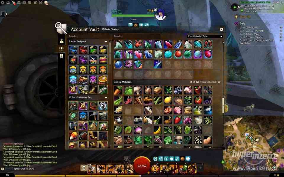 Prodám učet guild wars 2 - foto 12