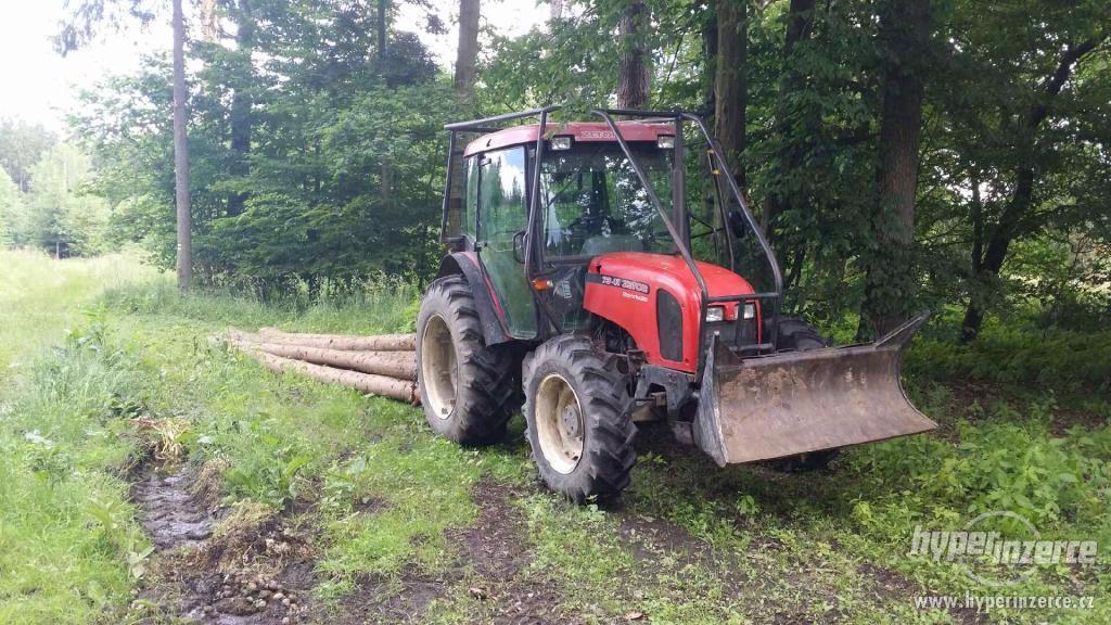 Traktor ZETOR SUPER TURBO UKT
