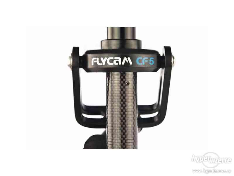 FLYCAM CF-5 - Carbon Fiber - nosnost až 5 kg - foto 3