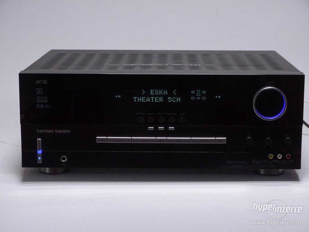 Harman Kardon home theater entertainment system+JBL speakers - foto 1