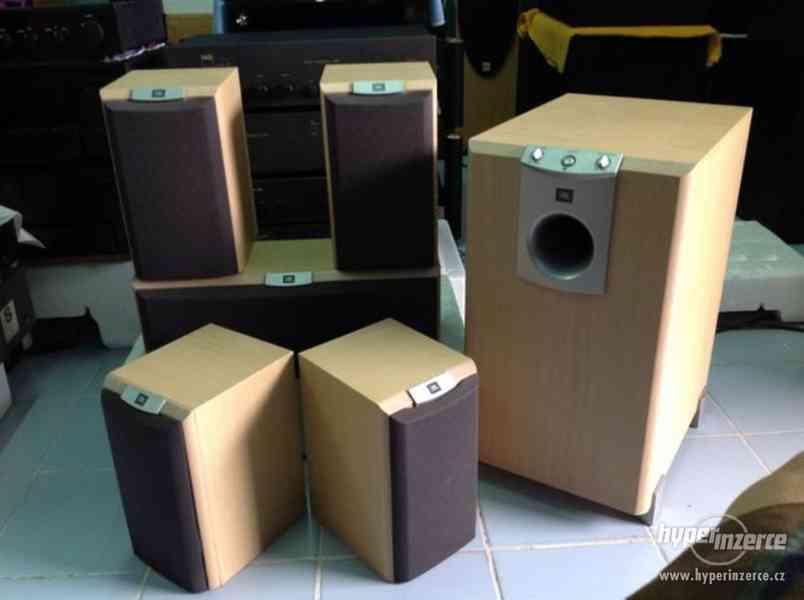 Harman Kardon home theater entertainment system+JBL speakers - foto 2