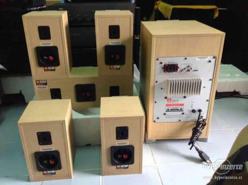 Harman Kardon home theater entertainment system+JBL speakers - foto 3