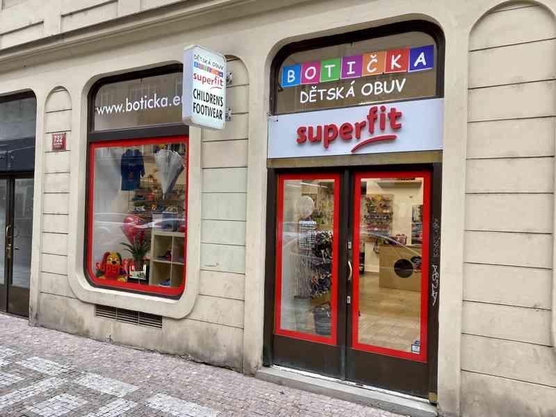 Dětská obuv Botička, Jungmannova 4, Praha 1