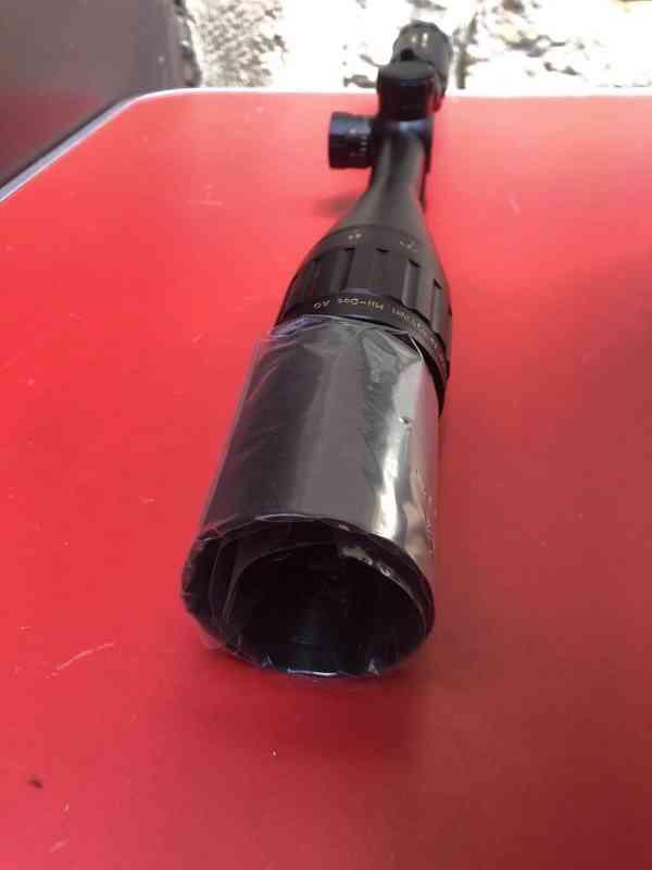 Profesionální puškohled Kandar 4-16x50 +paralaxe 4-16x50 je  - foto 8