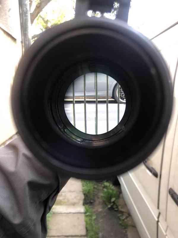 Profesionální puškohled Kandar 4-16x50 +paralaxe 4-16x50 je  - foto 6