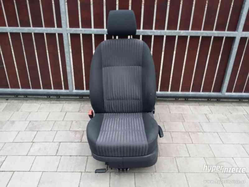 Prodám sedačku řidiče Škoda Octavia I - Elegance, Facelift