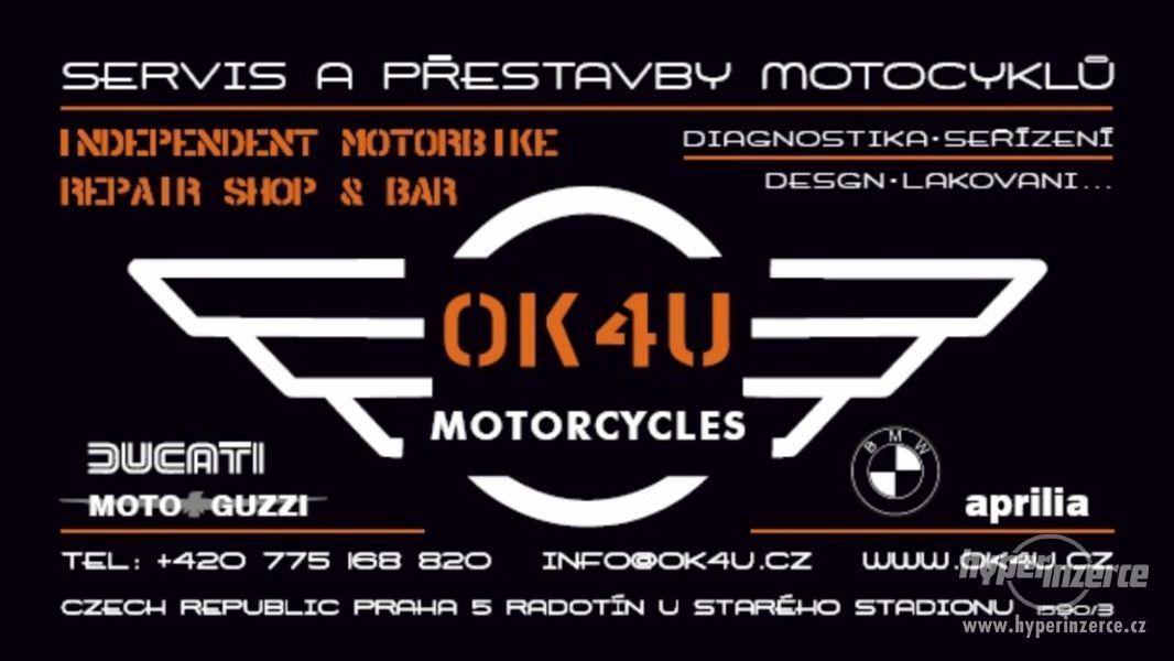 MOTO shop-service OK4U s.r.o. - foto 1