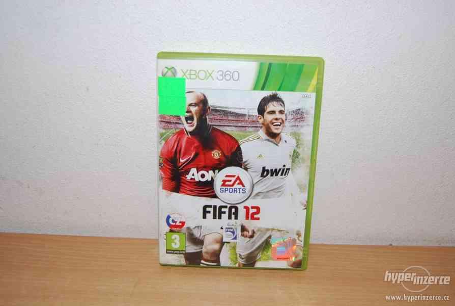 Hra FIFA 12