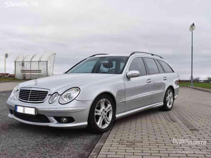 Náhradní díly na E-klasse w211 Mercedes-Benz