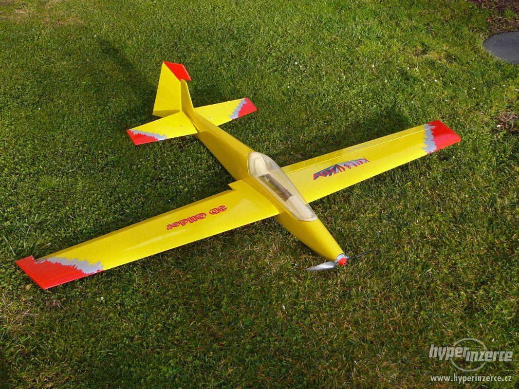 Kulbutin 3D Glider - foto 1