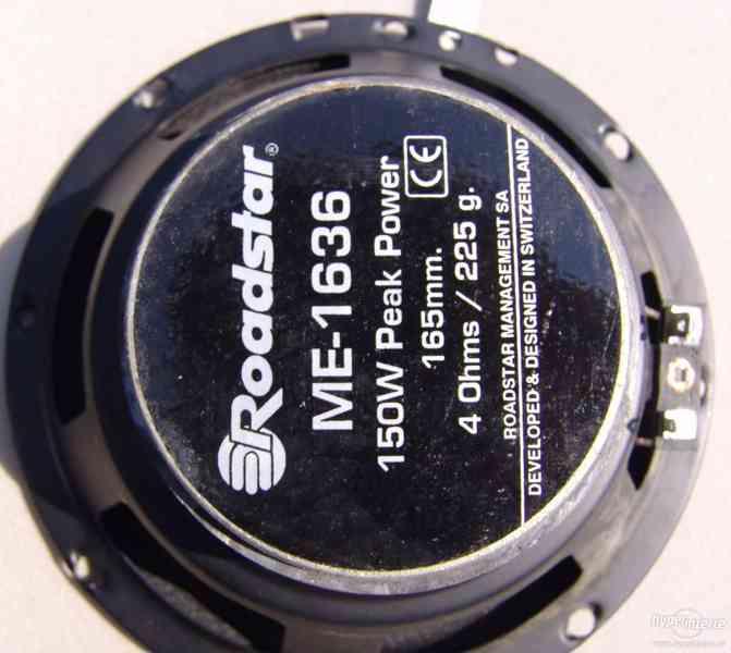 Repro Roadstar - foto 2