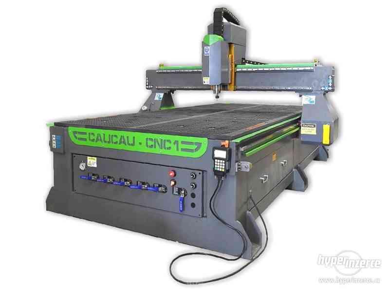 CNC průmyslová frézka INDUSTRY F1530-3K (1500x3000) - foto 1