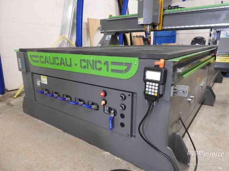CNC průmyslová frézka INDUSTRY F1530-3K (1500x3000) - foto 2