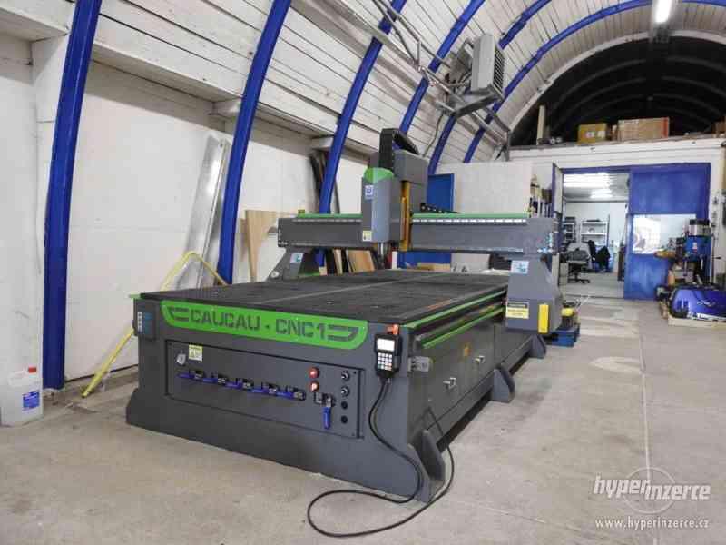 CNC průmyslová frézka INDUSTRY F1530-3K (1500x3000) - foto 5