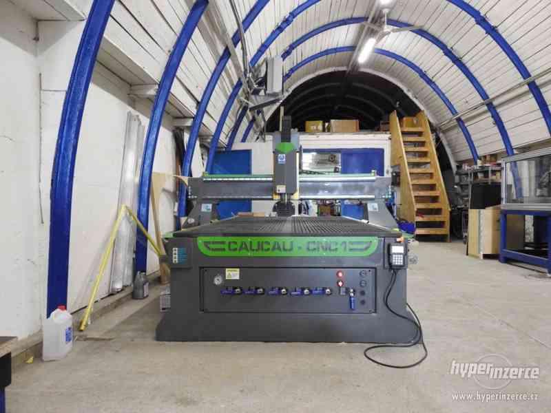 CNC průmyslová frézka INDUSTRY F1530-3K (1500x3000) - foto 6