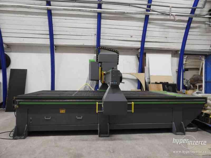 CNC průmyslová frézka INDUSTRY F1530-3K (1500x3000) - foto 7