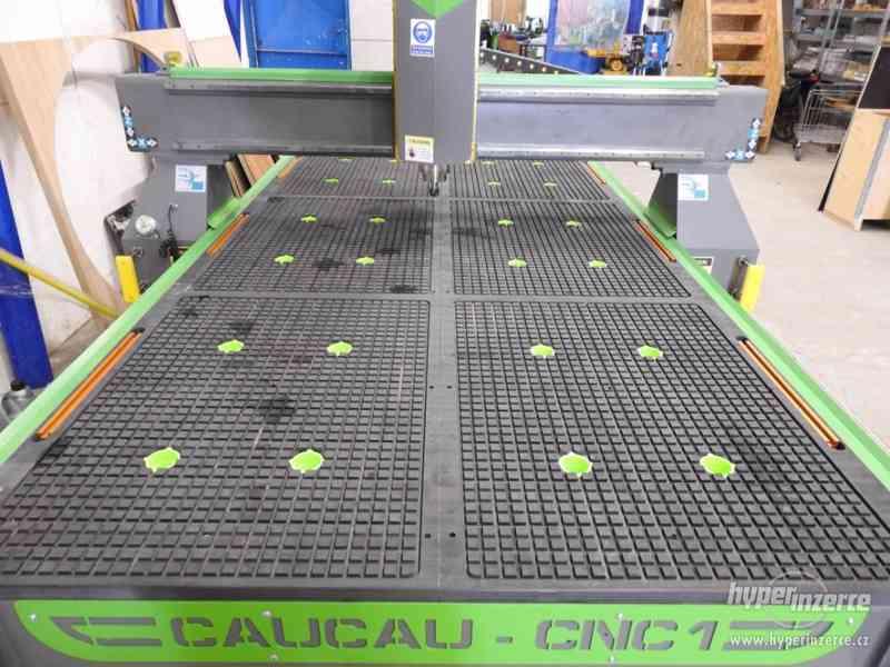 CNC průmyslová frézka INDUSTRY F1530-3K (1500x3000) - foto 8