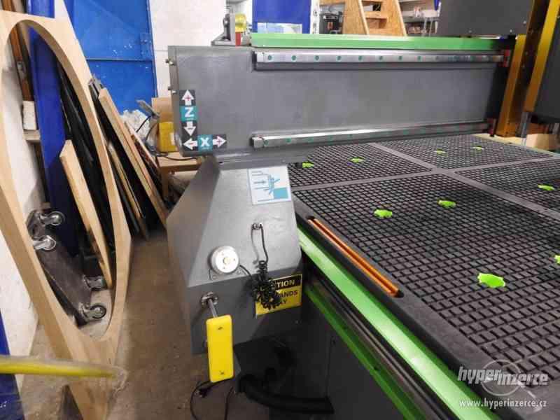 CNC průmyslová frézka INDUSTRY F1530-3K (1500x3000) - foto 9