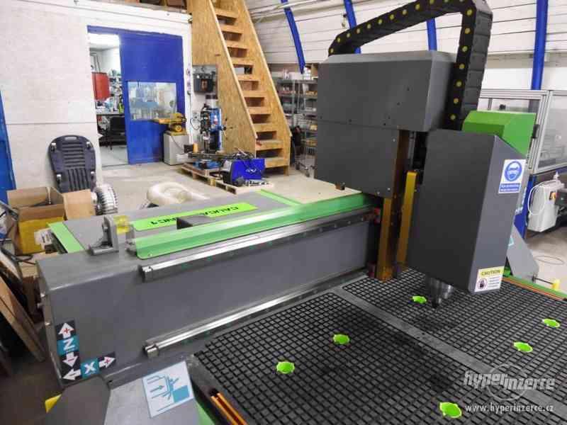 CNC průmyslová frézka INDUSTRY F1530-3K (1500x3000) - foto 10