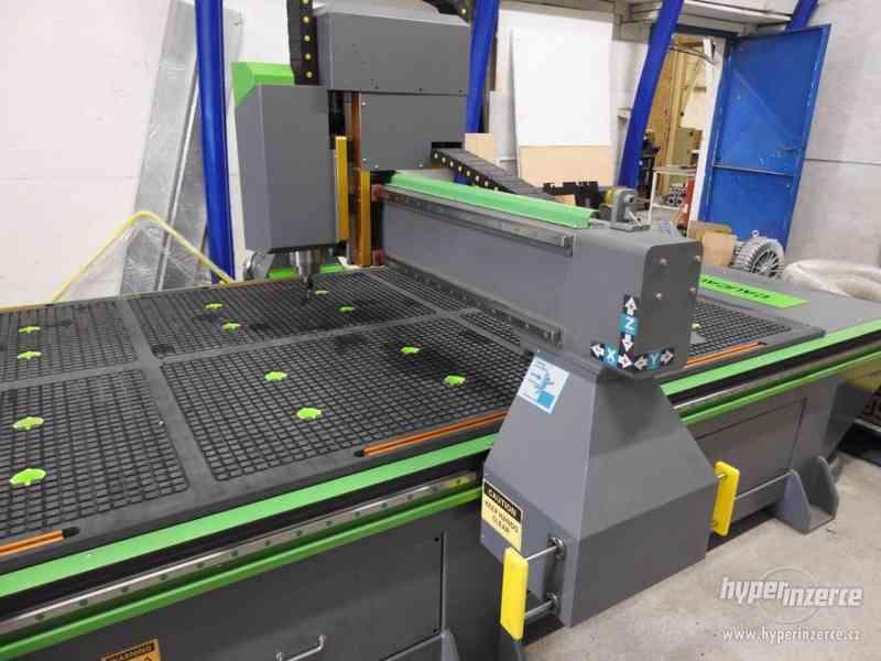 CNC průmyslová frézka INDUSTRY F1530-3K (1500x3000) - foto 11