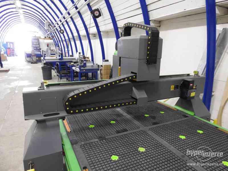 CNC průmyslová frézka INDUSTRY F1530-3K (1500x3000) - foto 12