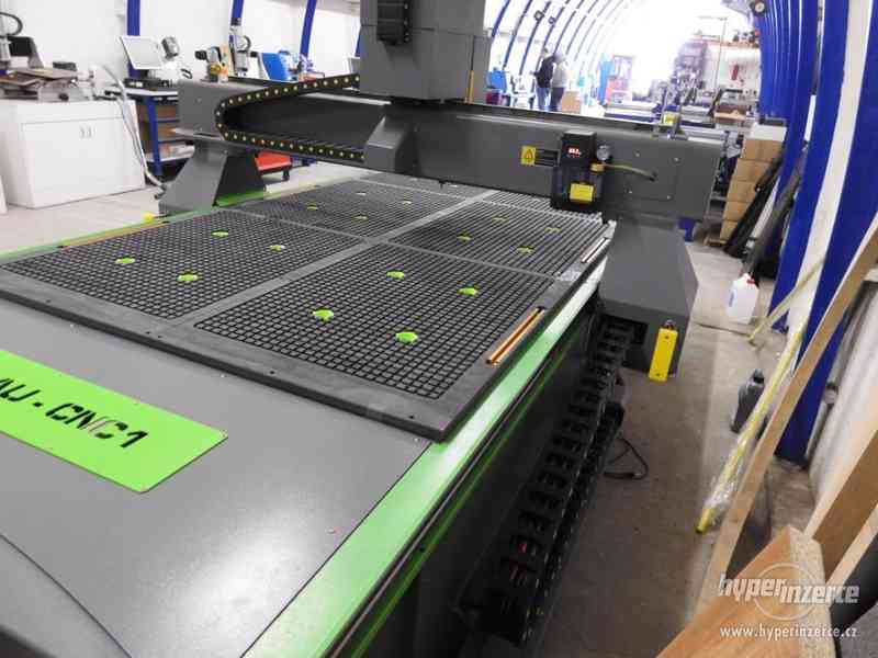 CNC průmyslová frézka INDUSTRY F1530-3K (1500x3000) - foto 13