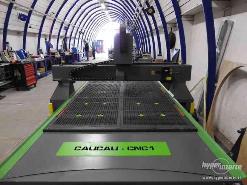 CNC průmyslová frézka INDUSTRY F1530-3K (1500x3000) - foto 14