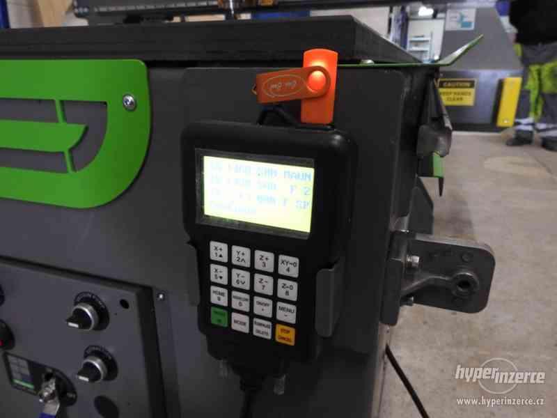 CNC průmyslová frézka INDUSTRY F1530-3K (1500x3000) - foto 18