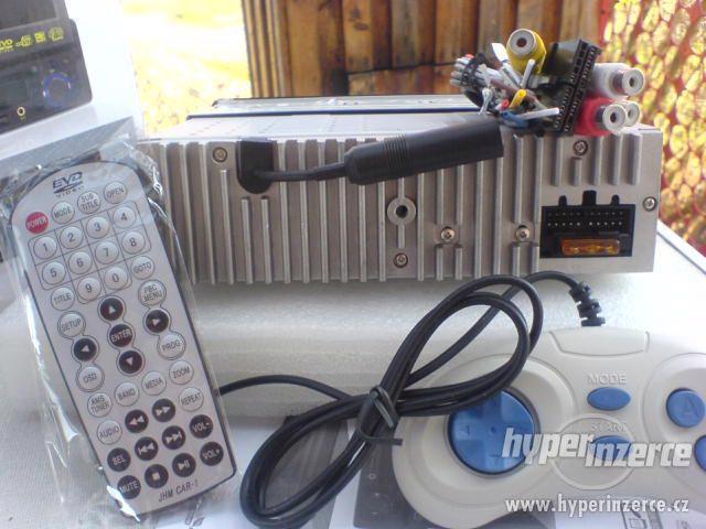 AUTORÁDIO S DVD s  GPS MP3+KARTA+USB+dálkový ov - foto 5