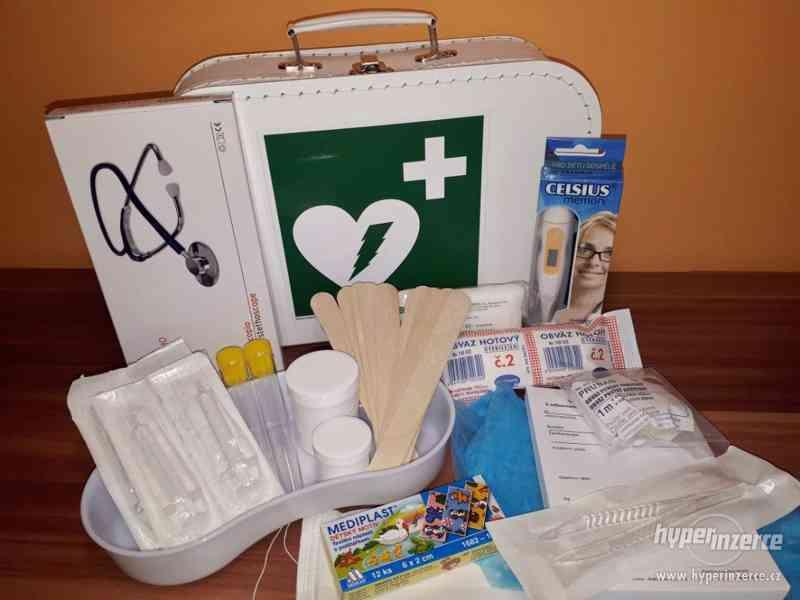 Prodám NOVÝ vybavený doktorský kufřík ve třech variantách - foto 3