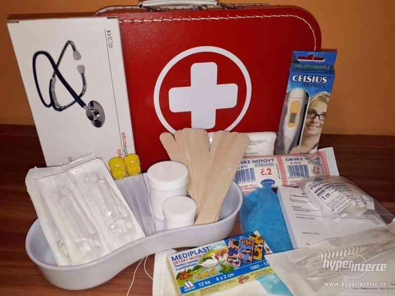 Prodám NOVÝ vybavený doktorský kufřík ve třech variantách - foto 6