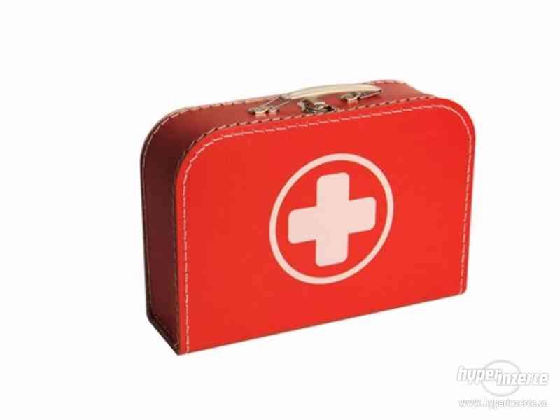 Prodám NOVÝ vybavený doktorský kufřík ve třech variantách - foto 7