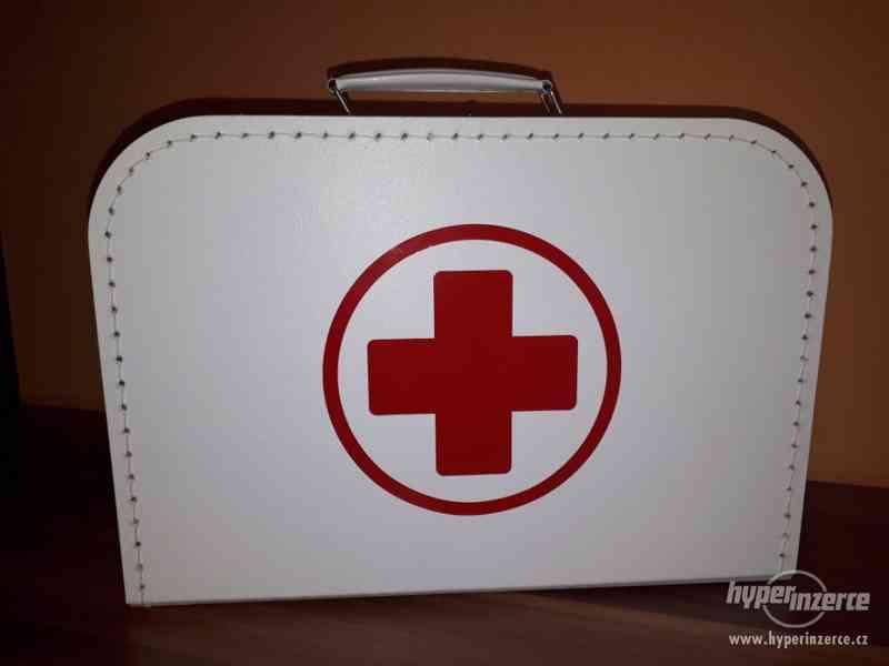 Prodám NOVÝ vybavený doktorský kufřík ve třech variantách - foto 8