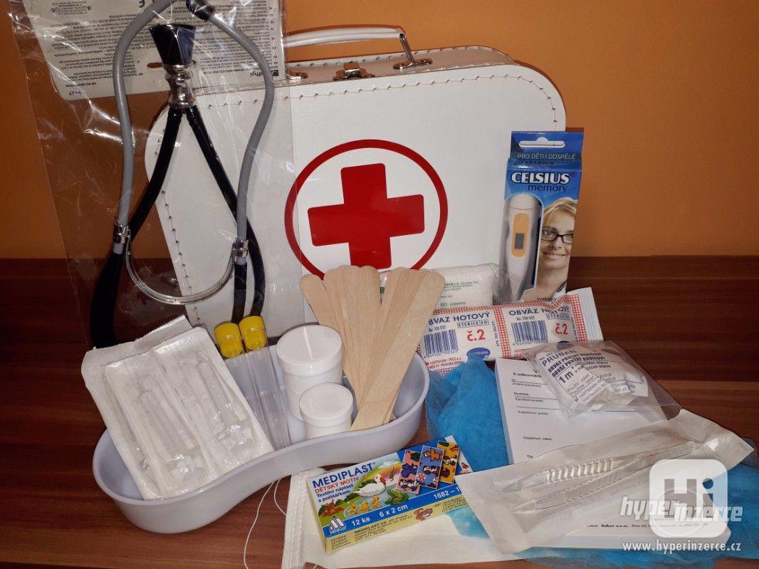 Prodám NOVÝ vybavený doktorský kufřík ve třech variantách - foto 1