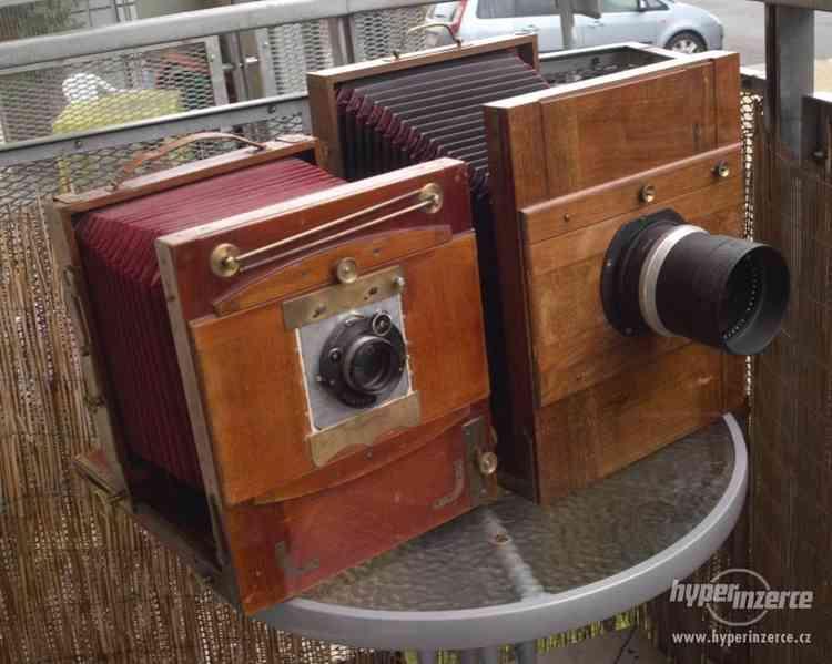 Koupím ateliérový fotoapárát