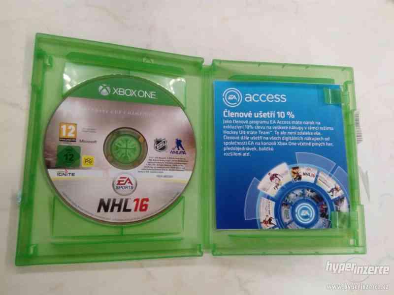 Hra NHL 2016 na Xbox One - foto 2
