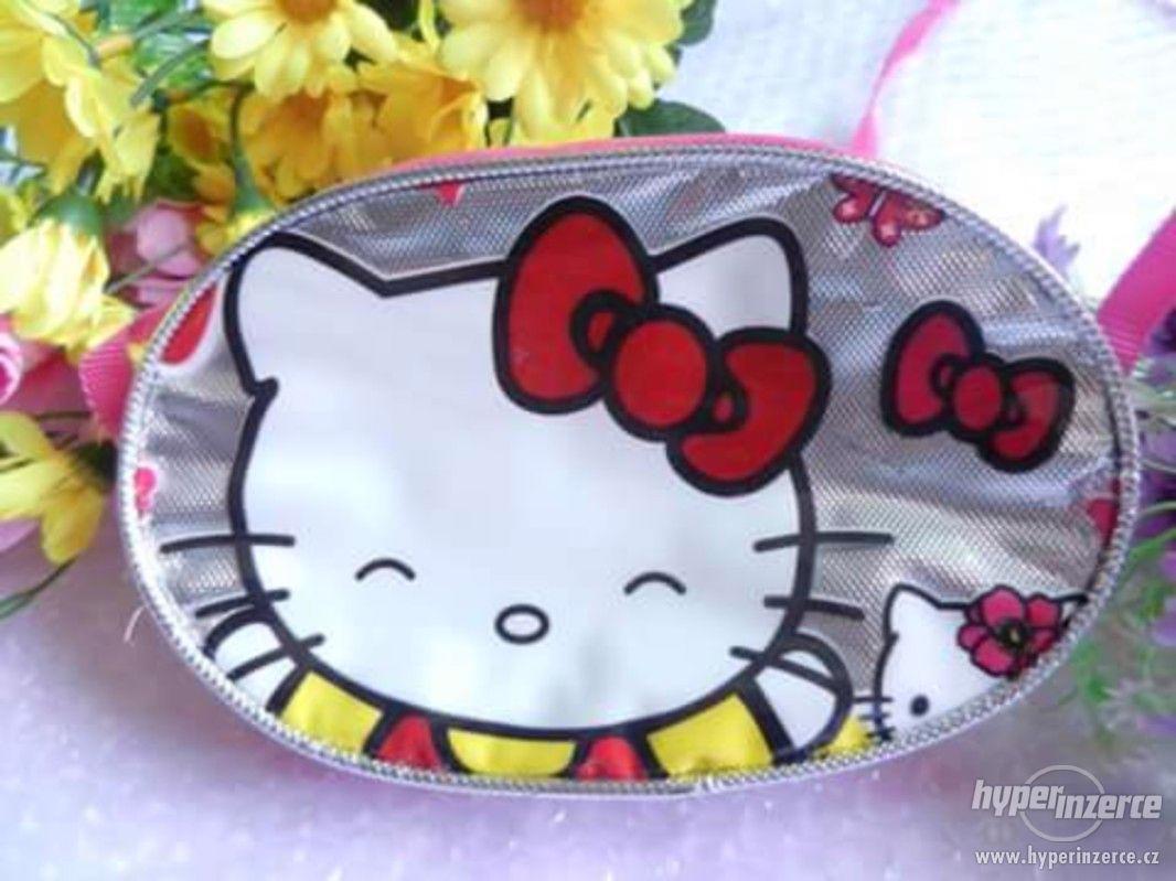 Nová dětská kabelka Hello Kitty - foto 1