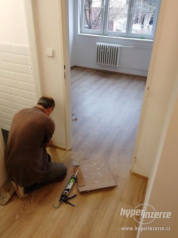 Podlaháři-pokládka podlah a podlahářské práce