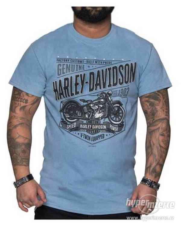 HARLEY-DAVIDSON® orig. triko M