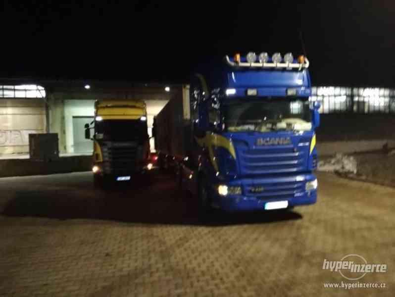 Řidič MKD- kontejnerová doprava