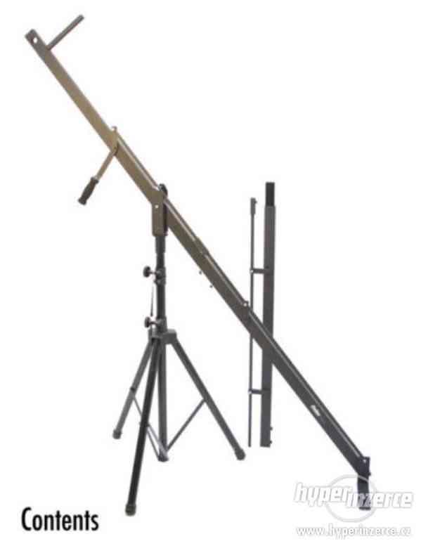 Kamerový jeřáb - foto 1