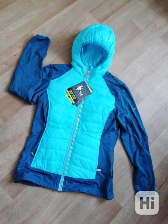 Nová bunda s kapucí a reflex. prvky vel. M zn. CXS - foto 1