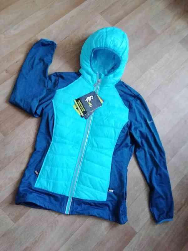 Nová bunda s kapucí a reflex. prvky vel. M zn. CXS