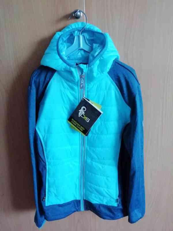 Nová bunda s kapucí a reflex. prvky vel. M zn. CXS - foto 2
