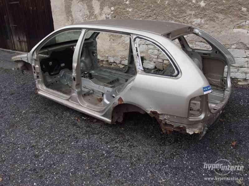 Karoserie Škoda Fabia I combi - foto 3