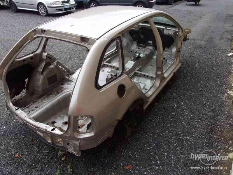 Karoserie Škoda Fabia I combi - foto 4