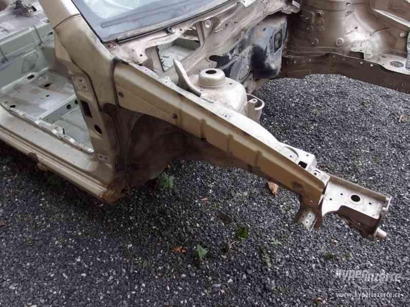 Karoserie Škoda Fabia I combi - foto 12