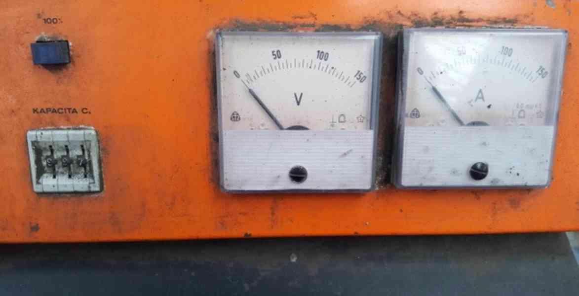 Nabíječ akumulátoru ESA 80/60 (10287.) - foto 5